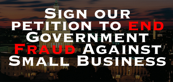 Help End Government Fraud